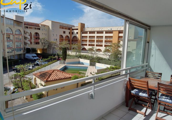 A vendre Appartement Le Cap D'agde | Réf 340941562 - Cap 2i immobilier