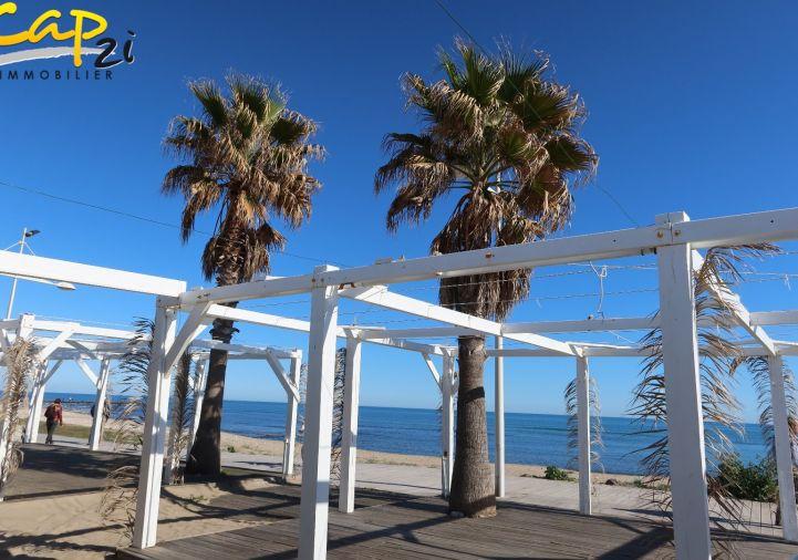 en location saisonnière Appartement en résidence Le Cap D'agde | Réf 340941564 - Cap 2i immobilier