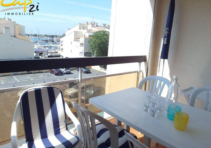 en location saisonnière Appartement en résidence Le Cap D'agde | Réf 340941567 - Cap 2i immobilier