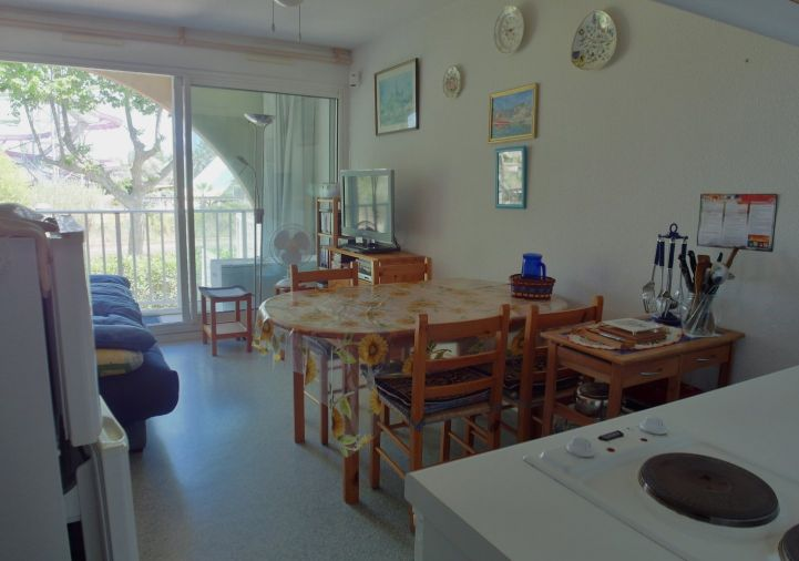 A vendre Appartement Le Cap D'agde   Réf 340941570 - Cap 2i immobilier