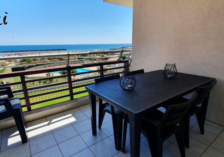 en location saisonnière Appartement en résidence Le Cap D'agde   Réf 340941572 - Cap 2i immobilier