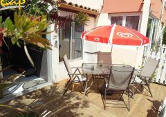 en location saisonnière Appartement en résidence Le Cap D'agde   Réf 340941573 - Cap 2i immobilier