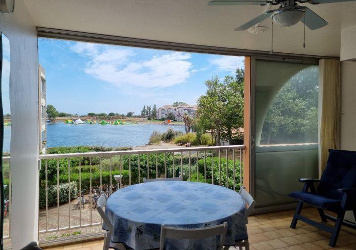 A vendre Appartement Le Cap D'agde   Réf 340941585 - Cap 2i immobilier
