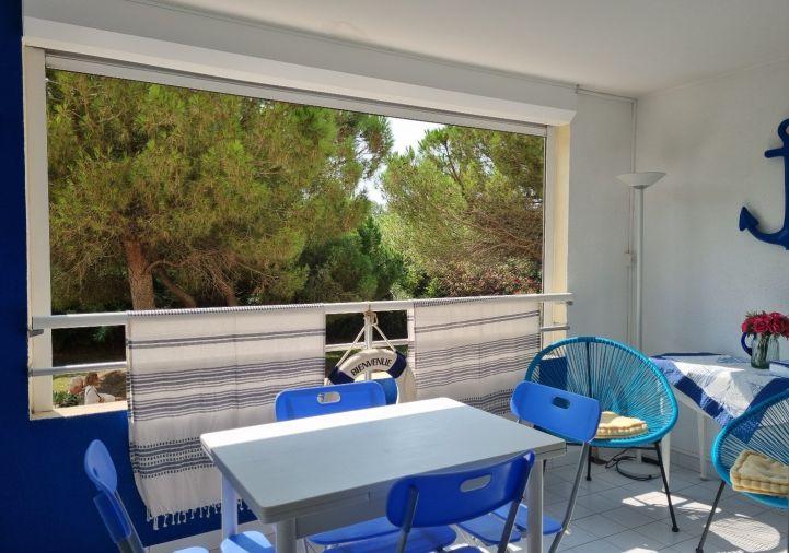 A vendre Appartement Le Cap D'agde   Réf 340941593 - Cap 2i immobilier