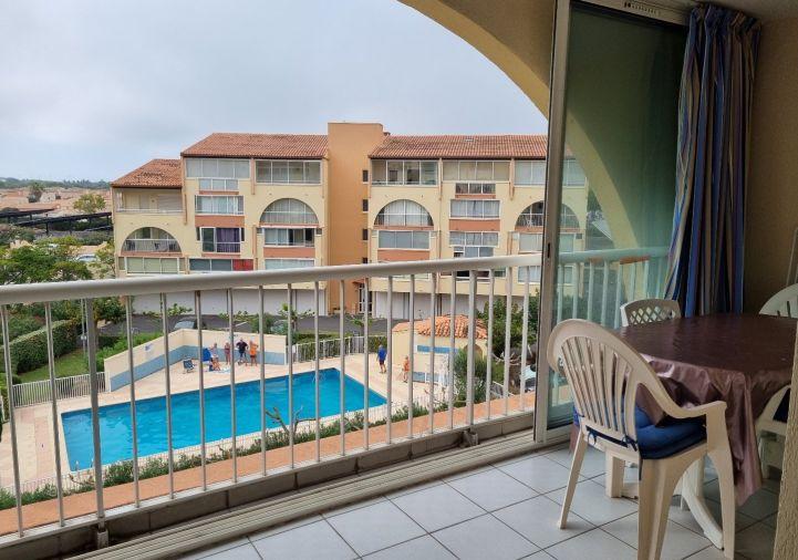 A vendre Appartement Le Cap D'agde   Réf 340941599 - Cap 2i immobilier