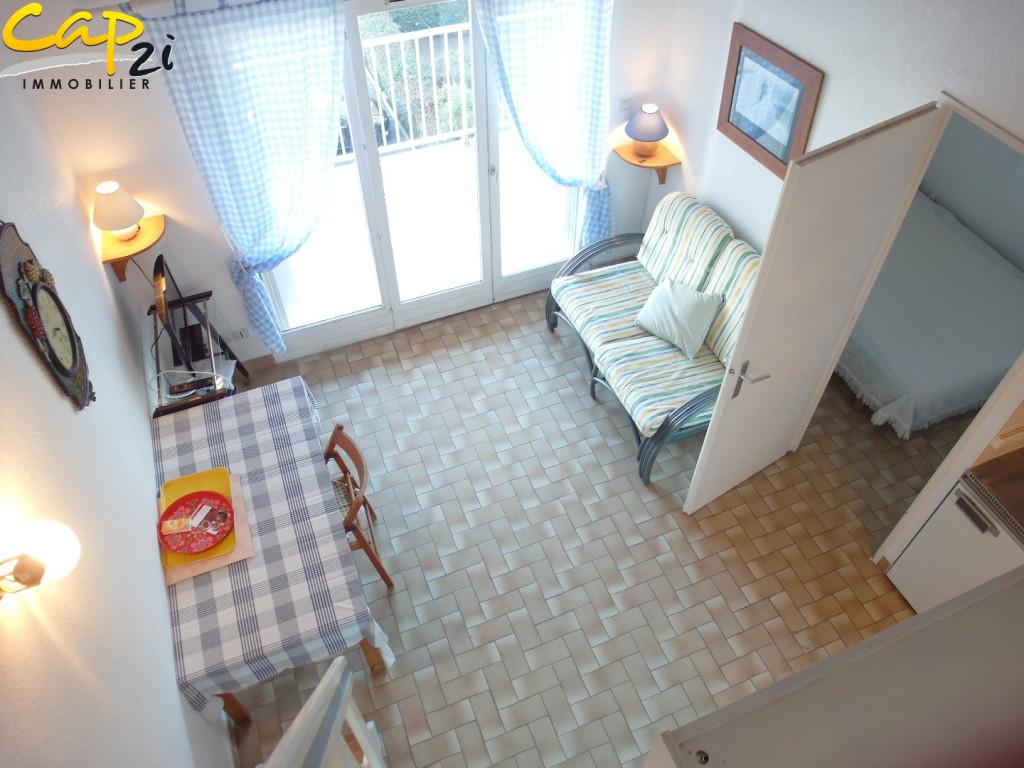 En location saisonnière Le Cap D'agde 34094203 Cap 2i immobilier