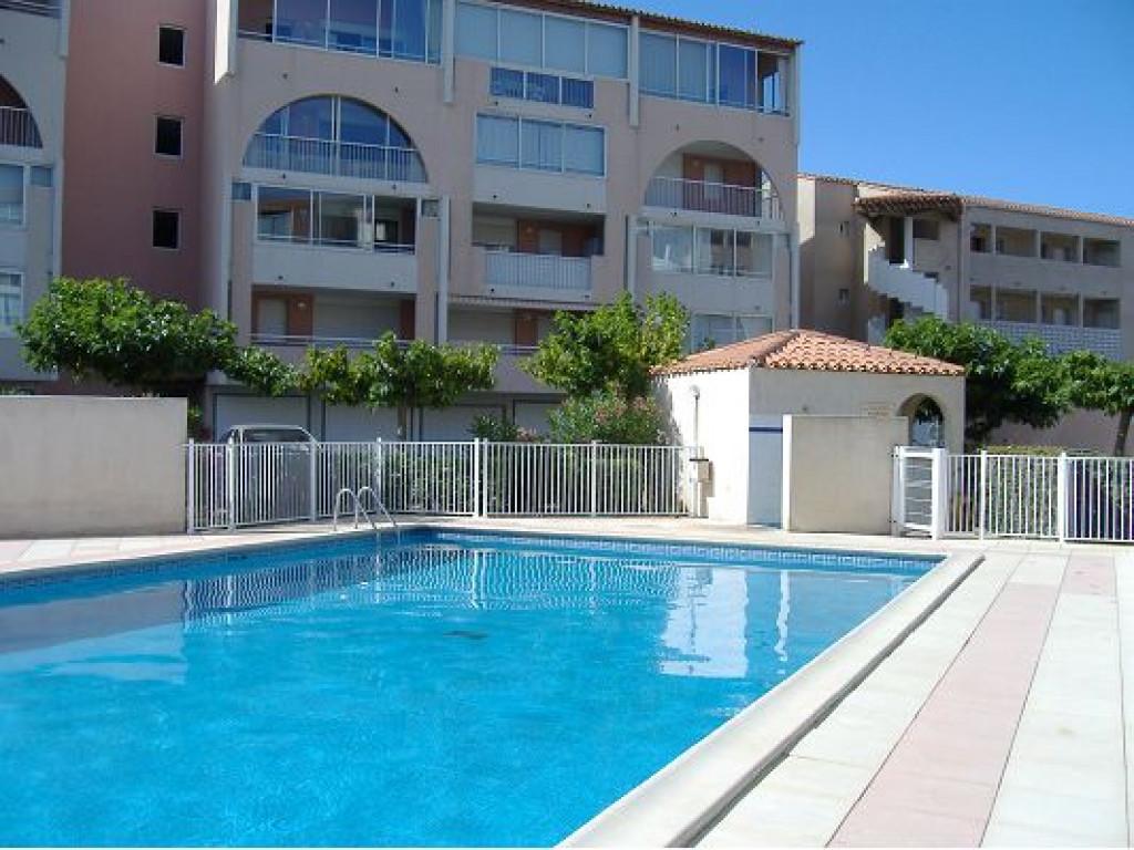 En location saisonnière Le Cap D'agde 34094212 Cap 2i immobilier