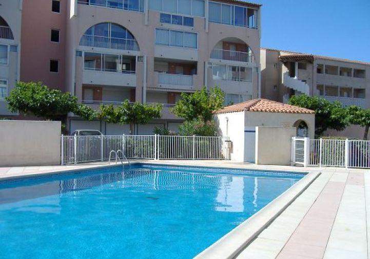 en location saisonnière Appartement en résidence Le Cap D'agde | Réf 34094212 - Cap 2i immobilier