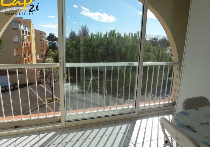 en location saisonnière Appartement en résidence Le Cap D'agde | Réf 34094406 - Cap 2i immobilier