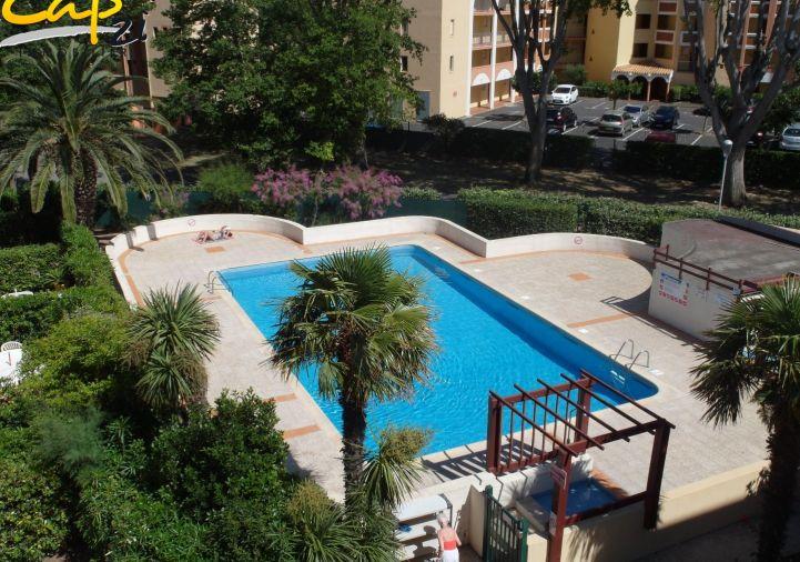 en location saisonnière Appartement en résidence Le Cap D'agde | Réf 34094413 - Cap 2i immobilier