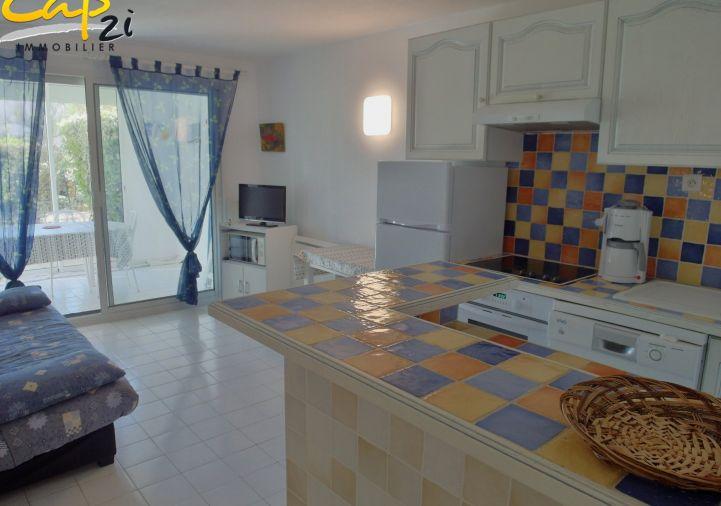 en location saisonnière Appartement en rez de jardin Le Cap D'agde | Réf 34094492 - Cap 2i immobilier
