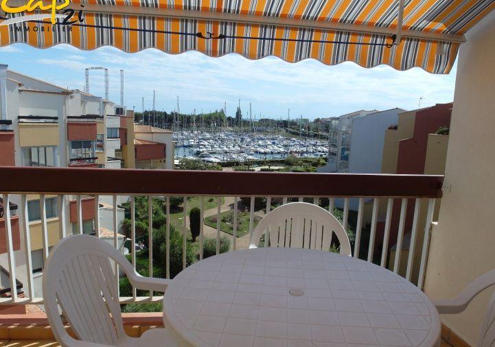 En location saisonnière Le Cap D'agde 34094585 Cap 2i immobilier