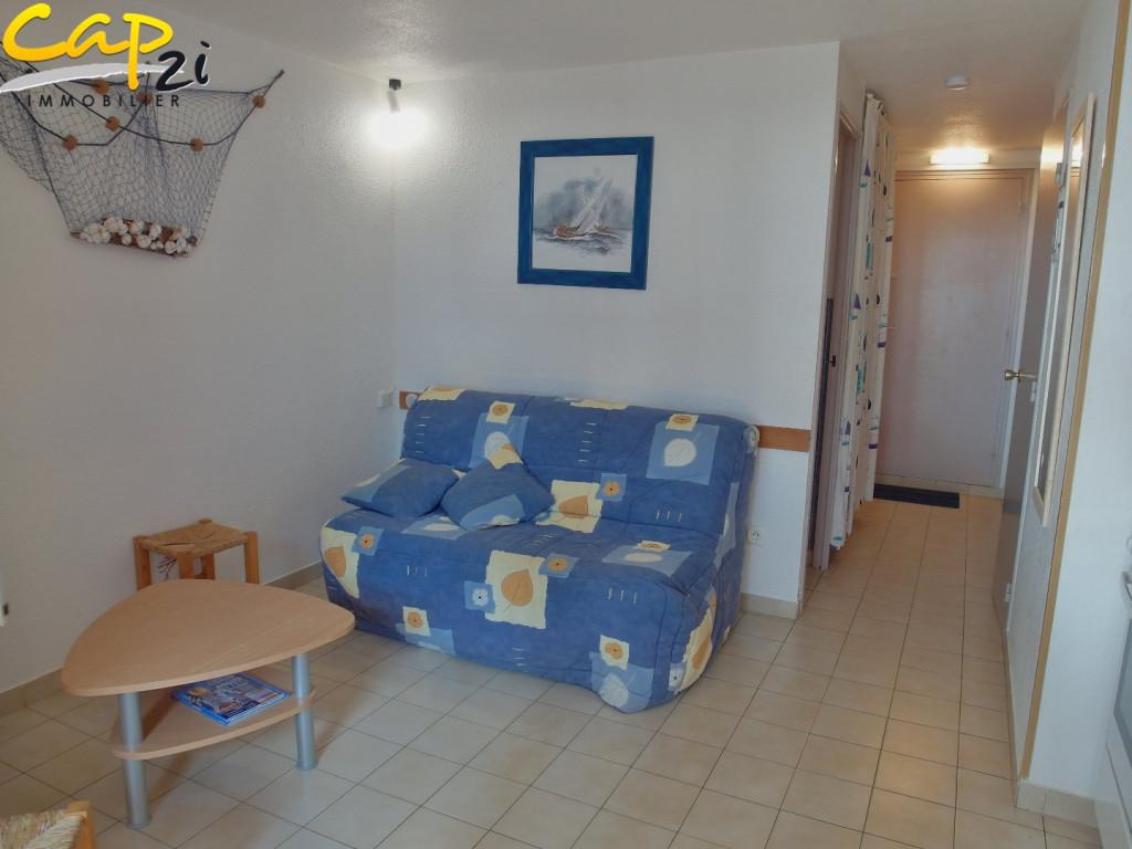 En location saisonnière Le Cap D'agde 34094624 Cap 2i immobilier