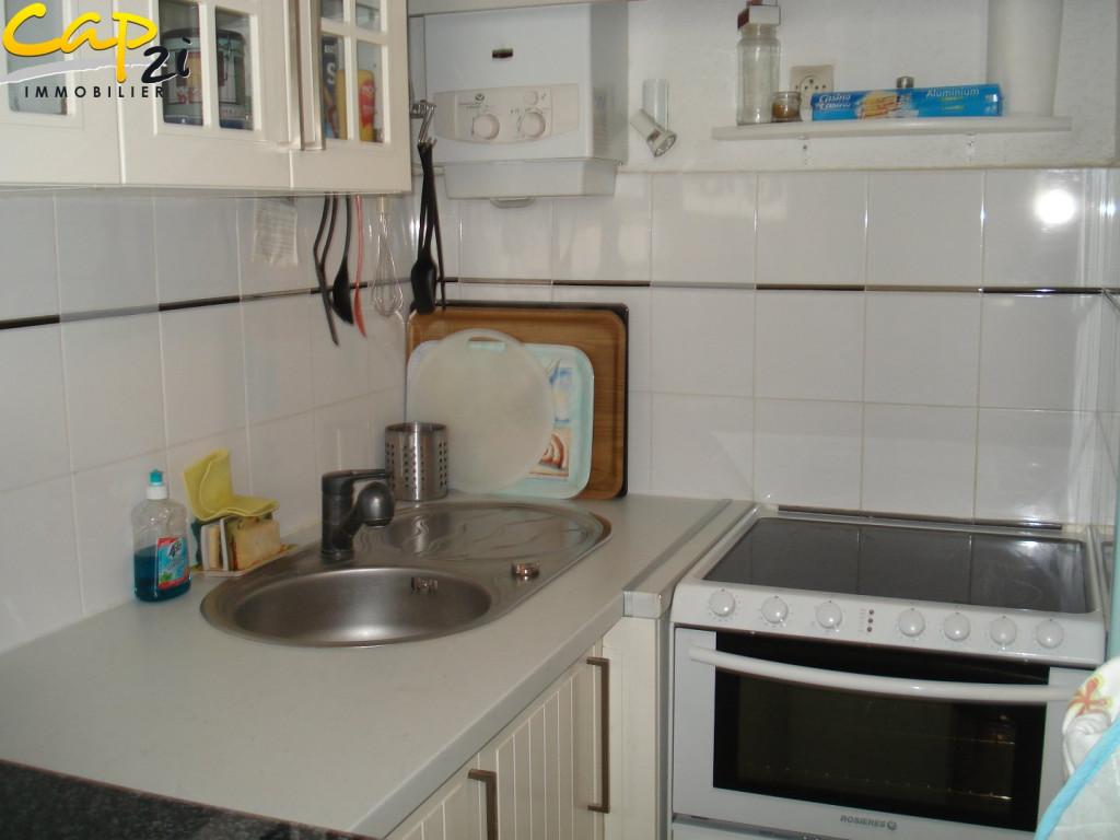 En location saisonnière Le Cap D'agde 34094660 Cap 2i immobilier