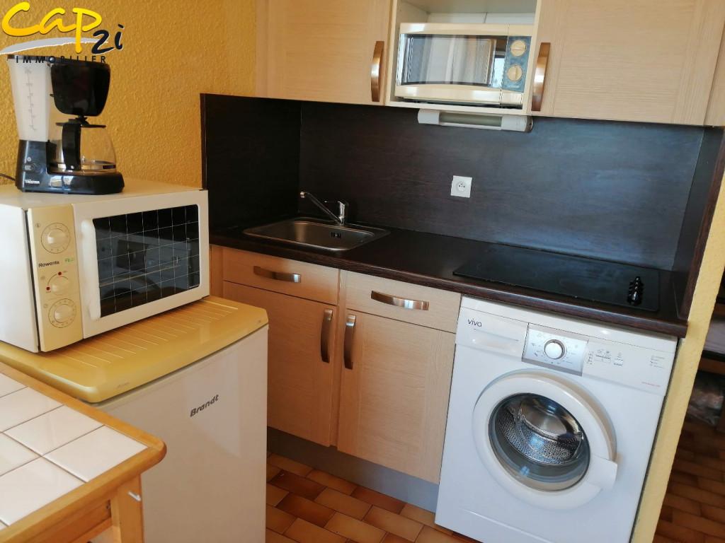 En location saisonnière Le Cap D'agde 34094676 Cap 2i immobilier