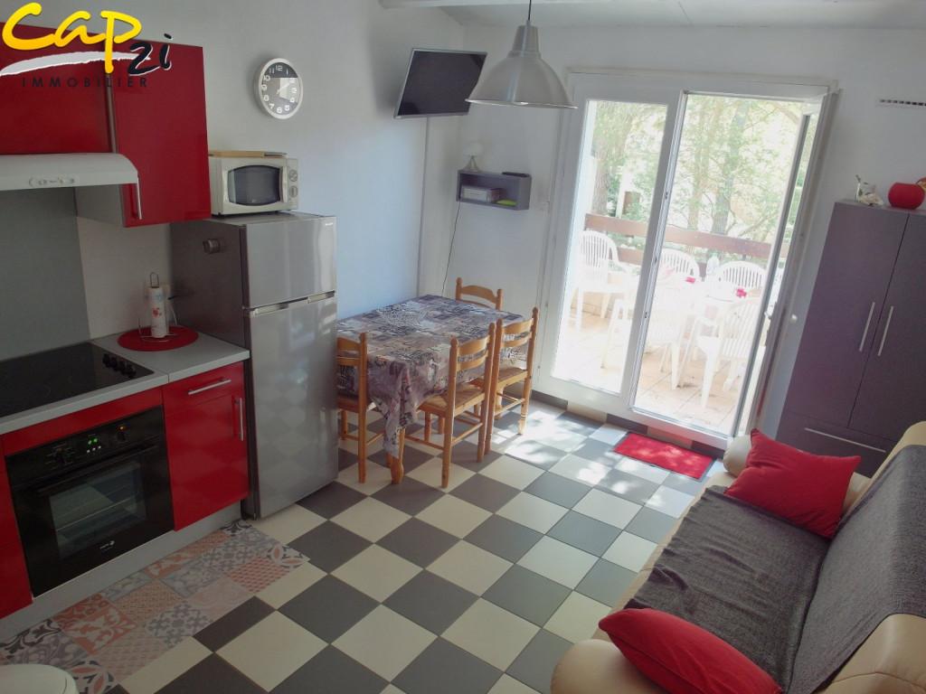 En location saisonnière Le Cap D'agde 34094695 Cap 2i immobilier