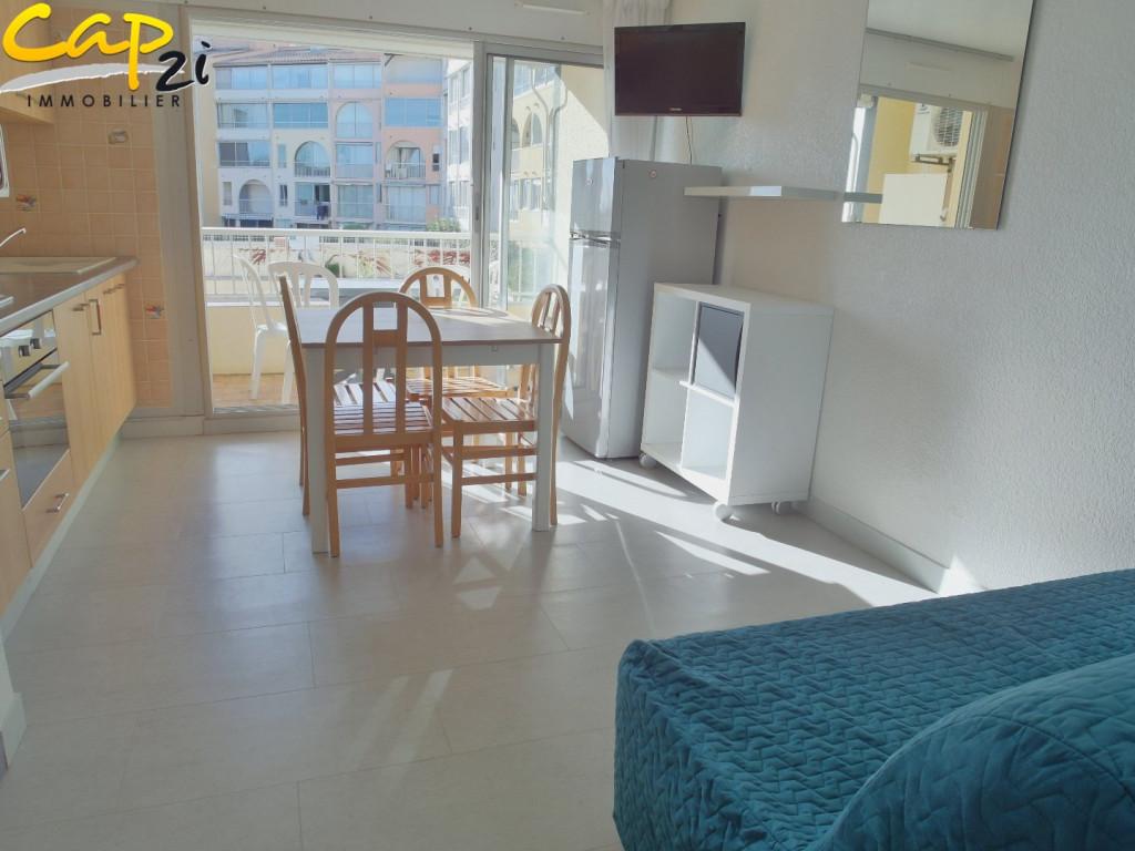 En location saisonnière Le Cap D'agde 34094786 Cap 2i immobilier