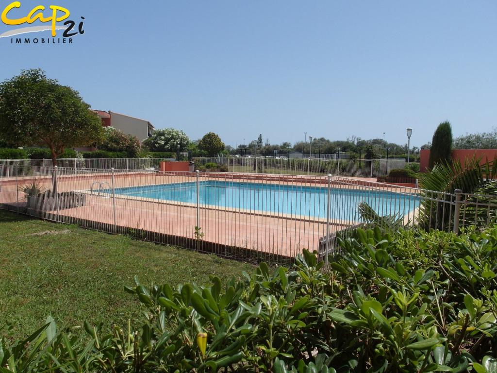 En location saisonnière Le Cap D'agde 34094792 Cap 2i immobilier