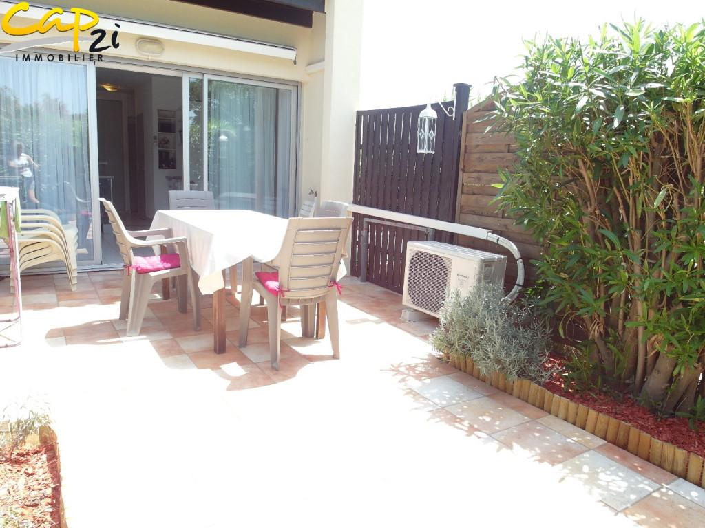 en location saisonnière  Le Cap D'agde | Réf 34094792 - Cap 2i immobilier