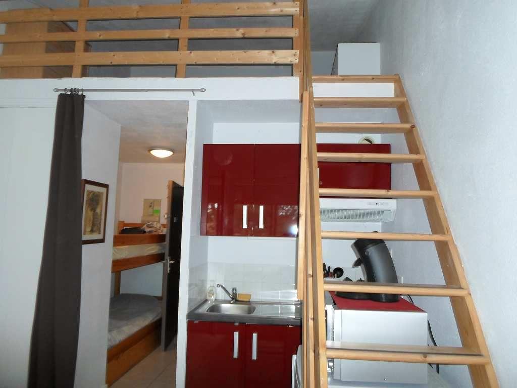 Location de studio mezzanine le cap d 39 agde 2 piece s sur 20 m habitable n 34094799 - Studio mezzanine ...