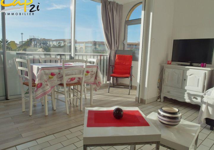 En location saisonnière Le Cap D'agde 34094809 Cap 2i immobilier