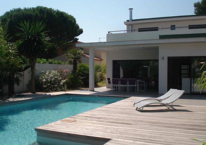 en location saisonnière Villa Le Grau D'agde | Réf 34094819 - Cap 2i immobilier