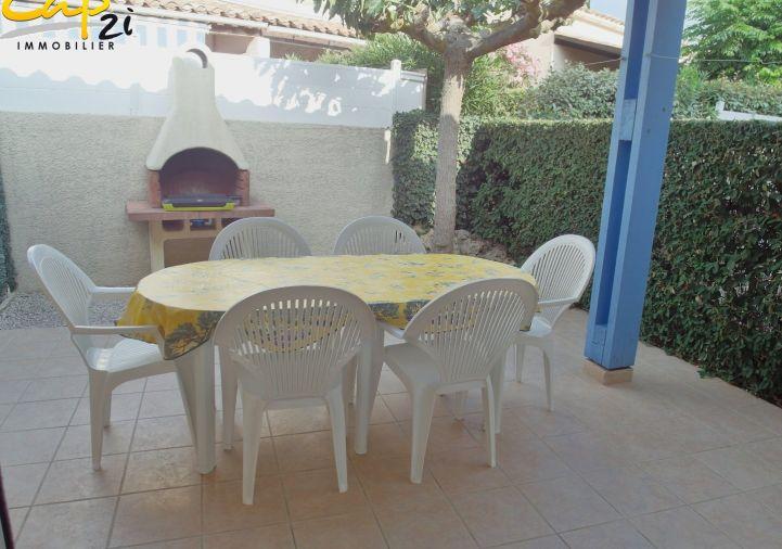 en location saisonnière Maison en résidence Le Cap D'agde | Réf 34094861 - Cap 2i immobilier