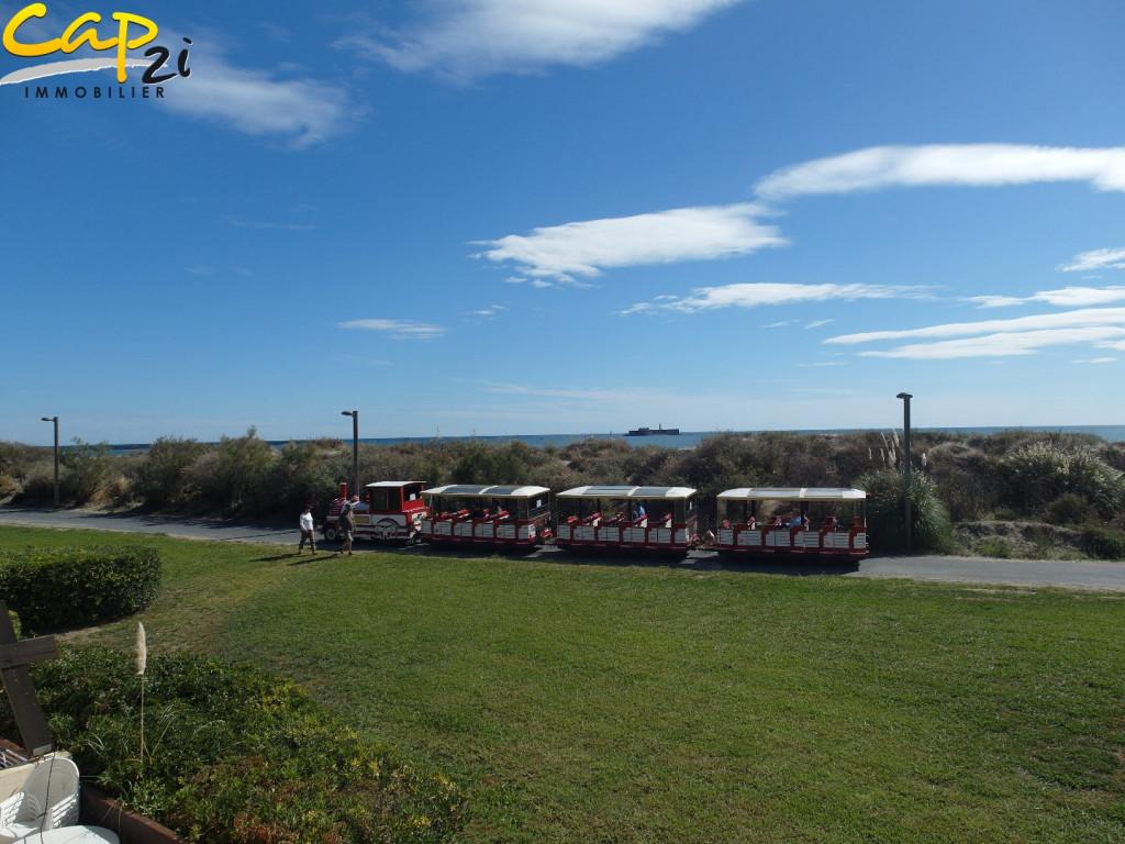 En location saisonnière Le Cap D'agde 34094865 Cap 2i immobilier