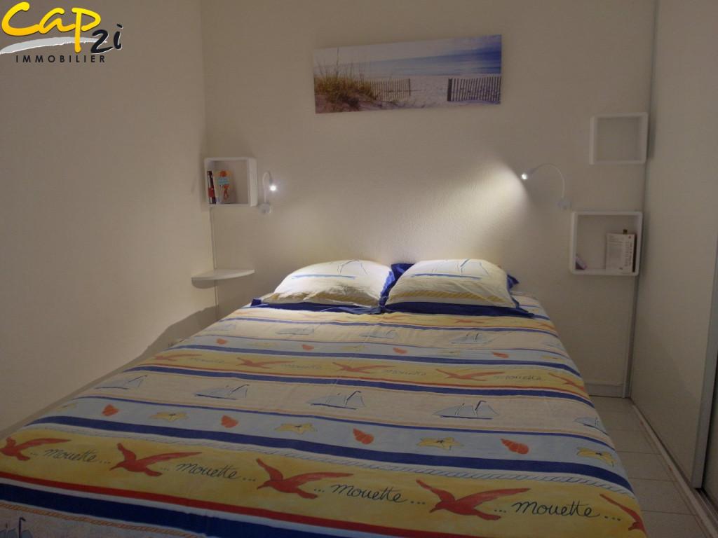 En location saisonnière Le Cap D'agde 34094930 Cap 2i immobilier