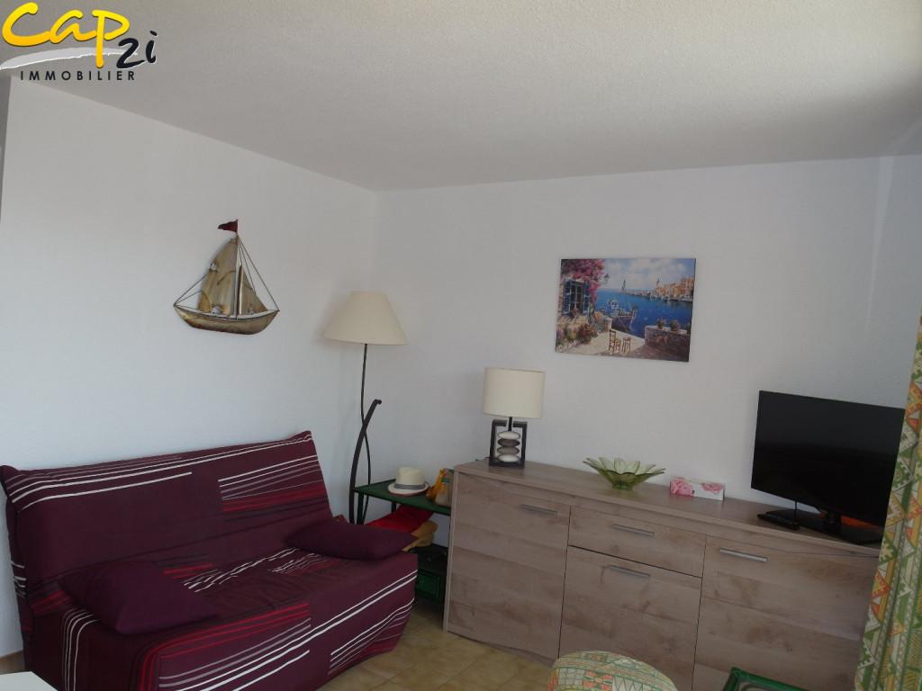 En location saisonnière Le Cap D'agde 34094936 Cap 2i immobilier