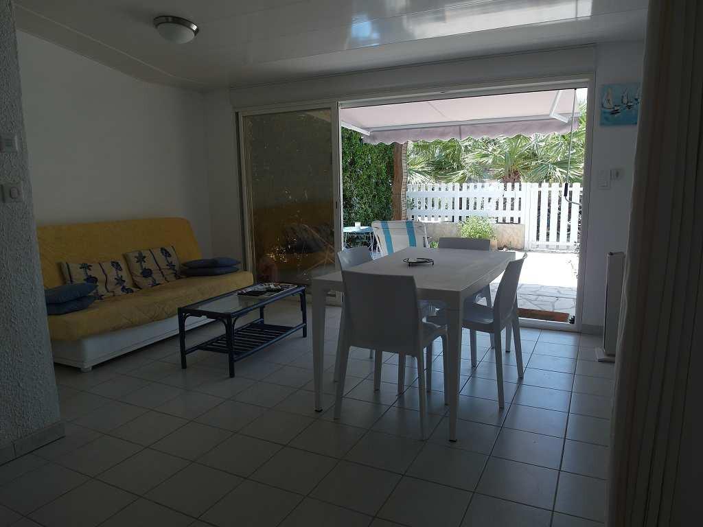 En location saisonnière Le Cap D'agde 34094947 Cap 2i immobilier
