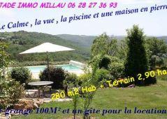 A vendre Millau 3410011466 Jade immo