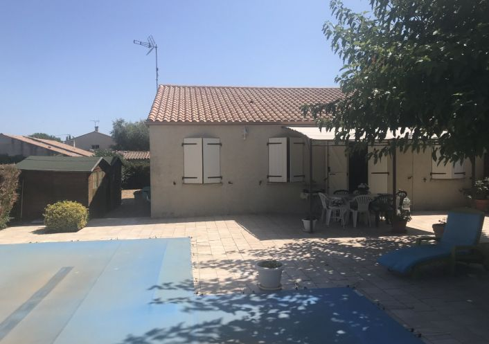 A vendre Servian 341021504 Comptoir de l'immobilier