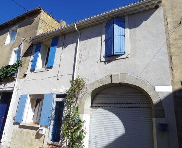 A vendre  Lespignan   Réf 341021512 - Vends du sud