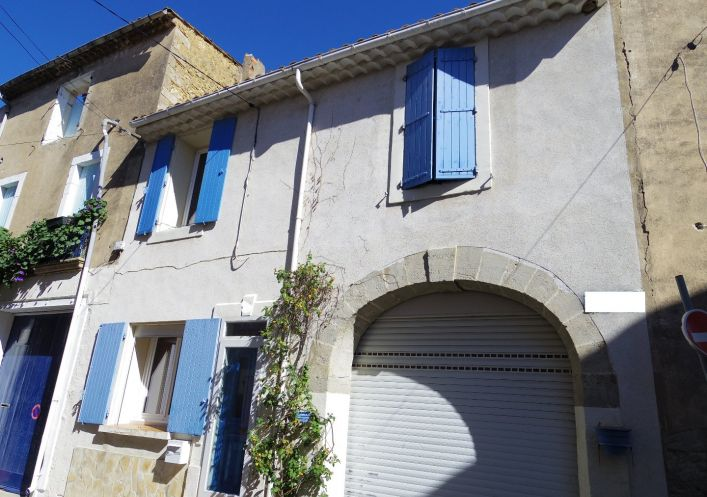 A vendre Maison de village Lespignan | R�f 341021512 - Version immobilier