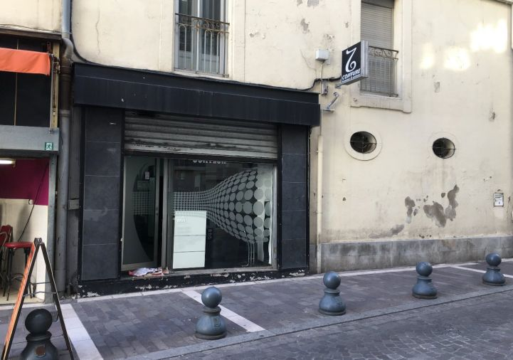 A vendre Local commercial Beziers | R�f 341021544 - Progest