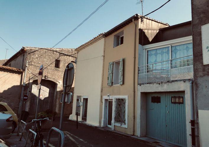 A vendre Maison de village Serignan | Réf 341021602 - Lamalou immobilier