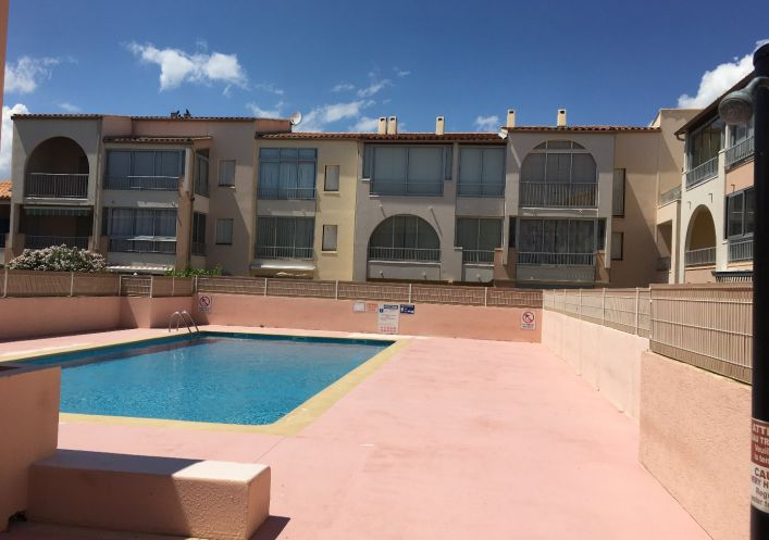 A vendre Appartement en rez de jardin Le Cap D'agde | Réf 341021621 - Belon immobilier