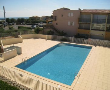For seasonal lettings Le Cap D'agde 341174407 Azura agency
