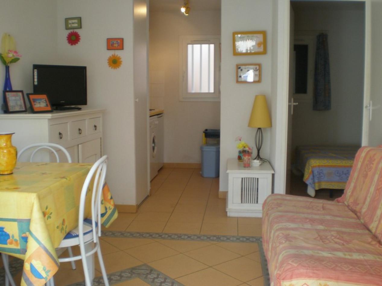 En location saisonnière Le Cap D'agde 341174433 Azura agency