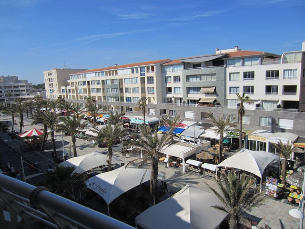 En location saisonnière Le Cap D'agde 341174614 Azura agency