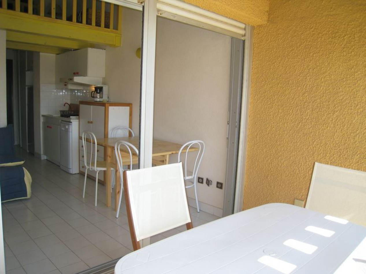 En location saisonnière Le Cap D'agde 341174407 Azura agency