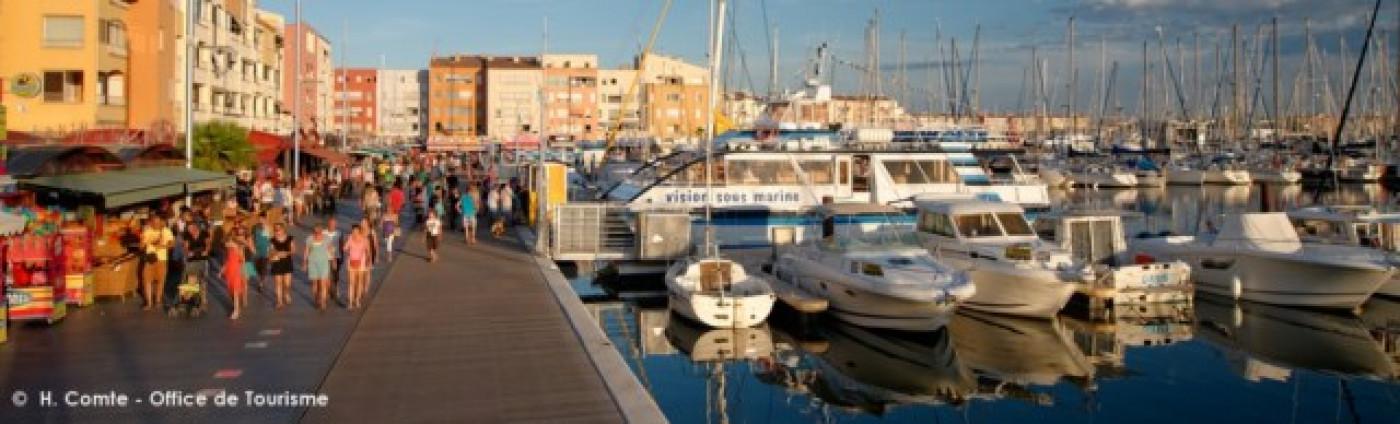 En location saisonnière Le Cap D'agde 341174450 Azura agency