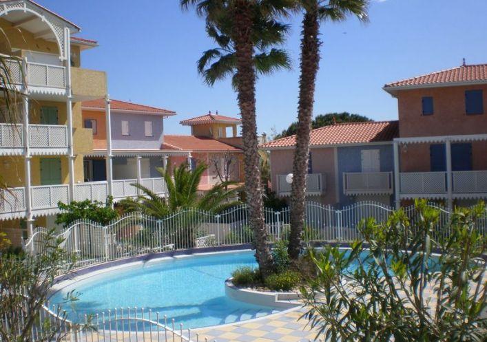 En location saisonnière Le Cap D'agde 341174524 Azura agency
