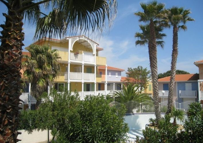 En location saisonni�re Le Cap D'agde 341174433 Azura agency