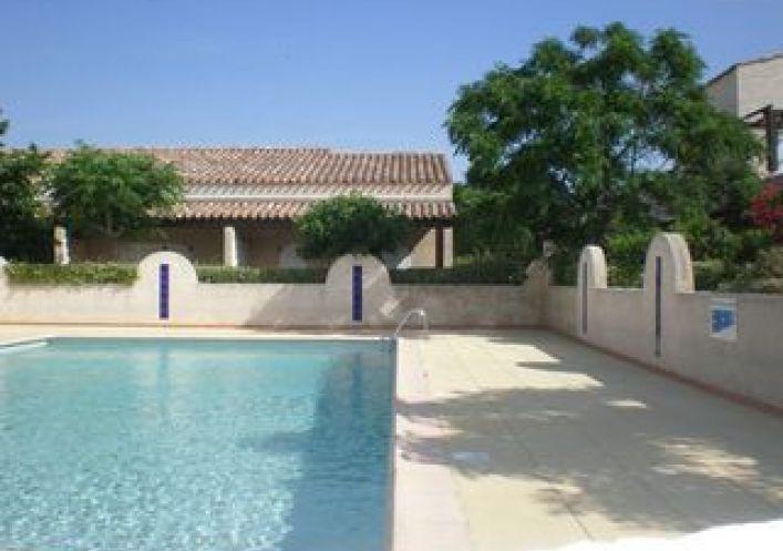 En location saisonnière Le Cap D'agde 341174500 Azura agency