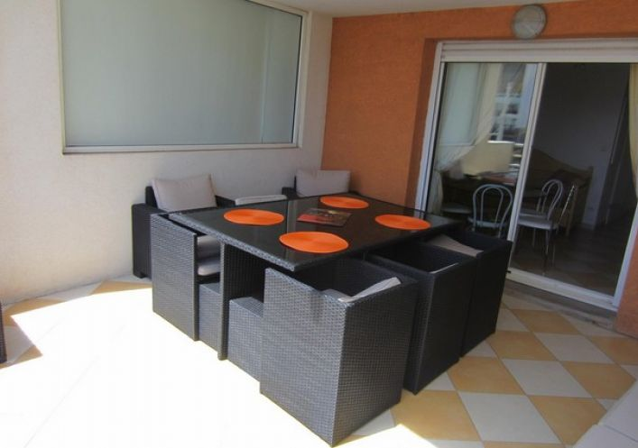 En location saisonni�re Le Cap D'agde 341174519 Azura agency