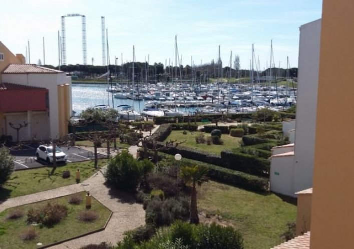 En location saisonni�re Le Cap D'agde 341174608 Azura agency
