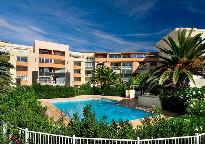 En location saisonni�re Le Cap D'agde 341174655 Azura agency