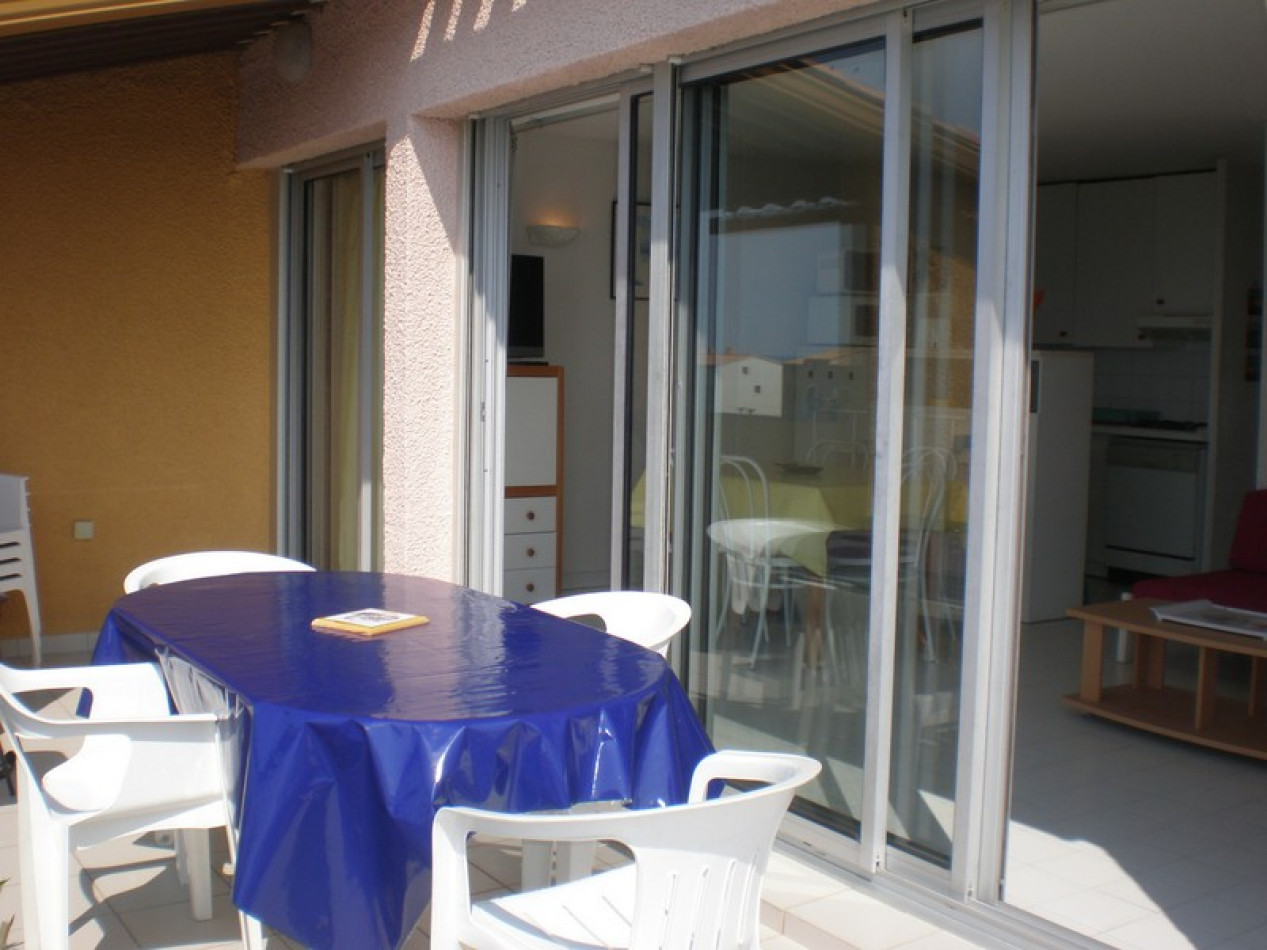 En location saisonnière Le Cap D'agde 341174409 Azura agency